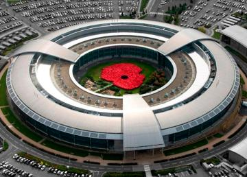 Figura 1 - Foto aerea della sede principale del GCHQ del Regno Unito. Fonte: www.gchq.gov.uk