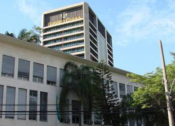 Sede do Centro de Documentação e Disseminação de Informações (CDDI) do IBGE, no bairro do Maracanã. Fonte: wiki. Autore: Spoladore