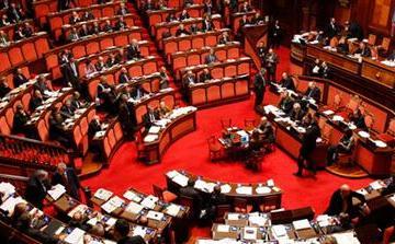 Senato: immagine di repertorio