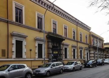 L'edificio amministrativo dell'Ex Dogana di San Lorenzo – Foto di M. Elena Castore @