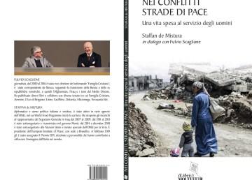 Immagine di copertina del libro Nei conflitti strade di pace (Staffan de Mistura)