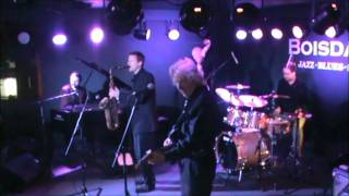 Eric Ranzoni Blues Band al Boisdale di Canary Wharf