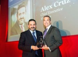 Alex Cruz - Airline Business Award 2015