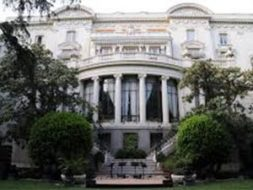 Palazzo Ambasciata d'Italia a Madrid