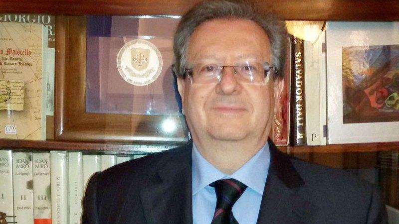 Il Presidente Licata: la Dante Alighieri con Dante