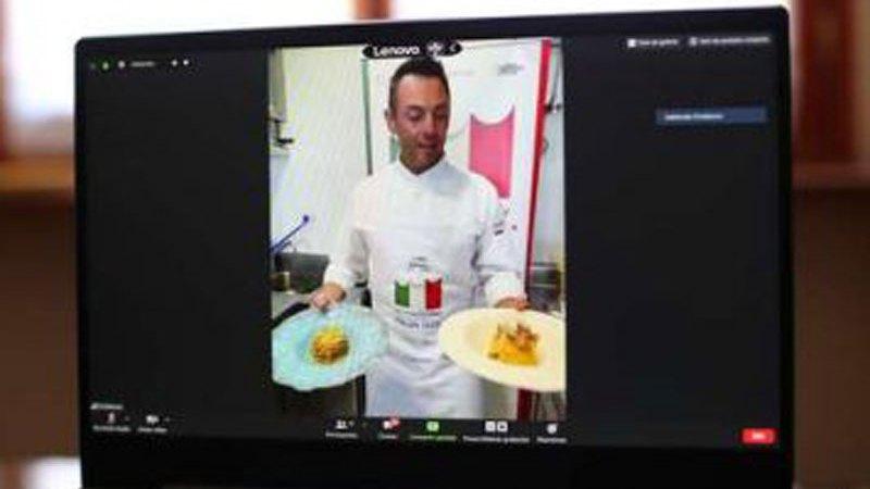 """SPAGNA – Ferdinando Bernardi con il """"True Italian Taste"""""""