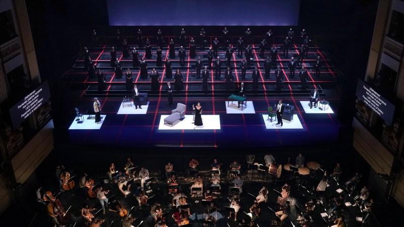 SPAGNA – La Traviata: grande successo