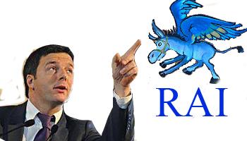 """<font color=""""#FF0000"""">RAI: DI PIU' E DI PEGGIO…</font> <br>….nuovo direttore generale del resto non cade dal cielo, ma è stato voluto con ogni determinazione dal presidente Renzi"""