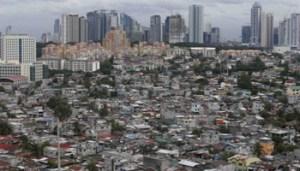 La periferia di Manila © Reuters