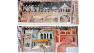 Affresco Chiesa San Pietro L'Aquila - Goffredo Palmerini - Goffredo Palmerini - 350X200
