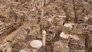 Screenshot-del-video-realizzato-homs-siria-con-un-drone-e-diffuso-da-russia-works - www-ibtimes-com - 350X200