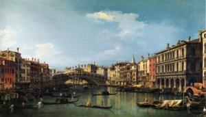 Opera di Antonio Canal, detto Canaletto