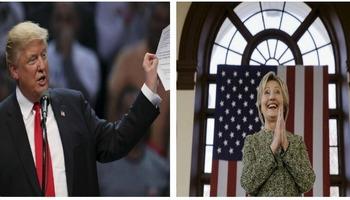 La città di New York ha scelto definitivamente i candidati alla Presidenza Americana : Hillary Clinton e Donald Trump