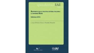Quaderni 17 - Rapporto IAI - www-iai-it - 350X200