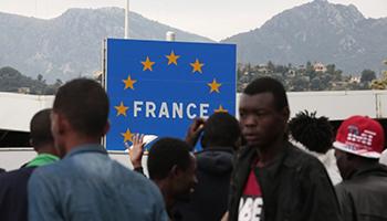 Solo 11% dei francesi crede nei benefici dell'immigrazione
