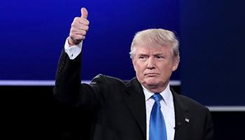 Clinton la più votata, ma il Presidente è Trump