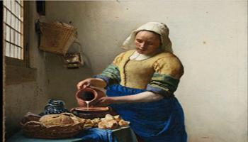 Louvre: Vermeer et les maîtres de la peinture de genre