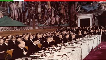 60mo Anniversario Trattati di Roma