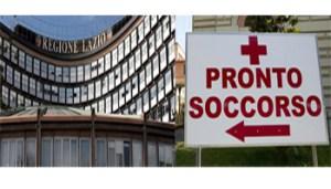 Regione Lazio e Ospedale - 350X200 - Elaborazione Immagine - www-leggo-it - www-gds-it