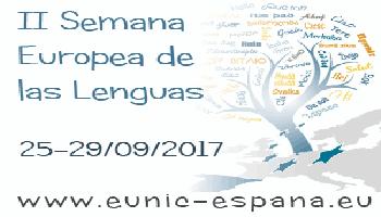 II Settimana Europea delle Lingue