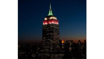 A NEW YORK ANCHE CON LA PIOGGIA E QUALCHE PROTESTA UN GRANDE COLUMBUS DAY <BR> di Goffredo Palmerini