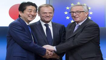 UE – Giappone accordo finalizzato per libero scambio