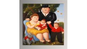 Botero, Famiglia