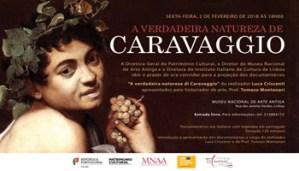 """Proiezione dei documentari """"La Vera Natura di Caravaggio"""" alla presenza del regista Luca Criscenti e dello storico dell'arte, Prof. Tomaso Montanari"""