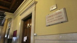 CAMERA DEI DEPUTATI COMMISSIONE BILANCIO TESORO E PROGRAMMAZIONE COMMISSIONI