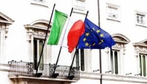 Palazzo Chigi - balcone - bandiere - pa-210378 - www-italiaoggi-it - 350X200