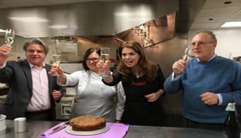 Una stella Michelin ha brillato a New York: Mara Martin e i sapori di Venezia
