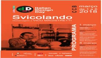 Lisbona - Italian Design Day - manifesto_esp._svicolando - www-iiclisbona-esteri-it - 350X200