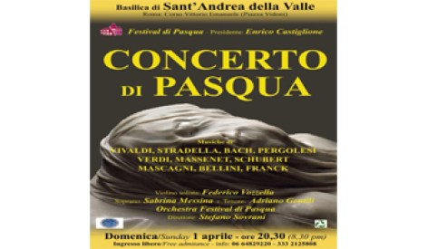 Antonella Pitrelli - Pasqua Concerto - 350X200