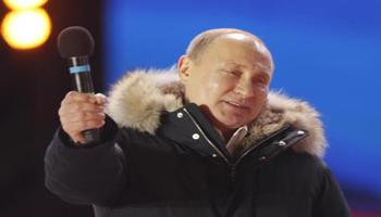 Russia, ancora una volta Putin incoronato dal popolo russo con oltre il 76% dei voti