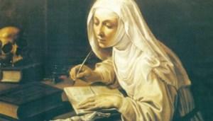 Opera di Rutilio Manetti, Santa, Santa Caterina 1630