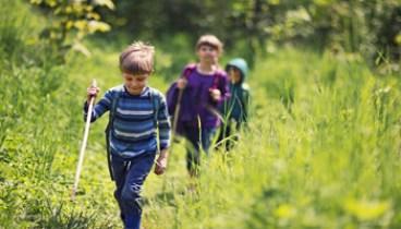 Lipu - Bambini - Genitori - Passeggiate Nella Natura - 350X200