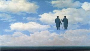 Magritte, Il Piacere della Conversazione