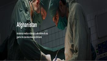 Emergency: Afghanistan Assistenza medica e chirurgica alle vittime di una guerra che dura da ormai più di 40 anni