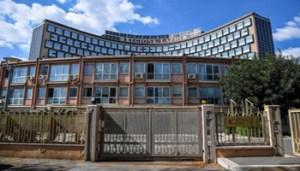 La sede della Regione Lazio, in via Cristoforo Colombo, Roma, 6 aprile 2018. ANSA/ALESSANDRO DI MEO