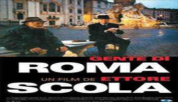 Summer film night: Gente di Roma by Ettore Scola