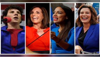 Con il numero record di donne che corrono nelle elezioni americane, il divario di genere potrebbe aumentare i democratici