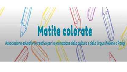Matite Colorate - Associazione Creativa - Parigi - 350X200 - def -