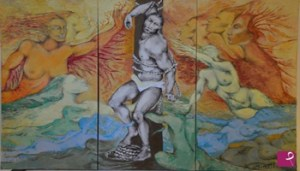 Sevasti Iallussi, Ulisse e le Sirene