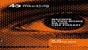 Meeting Rimini 2019 - 40 Anni - Locandina - 350X200