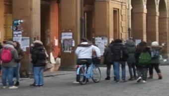 studenti all'università ateneo di bologna