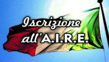 Aaire - Iscrizione - www-italiachiamaitalia-it - 350X200