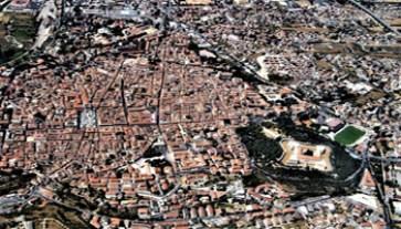 Goffredo Palmerini - L'Aquila, dal cielo - Goffredo Palmerini - 350X200