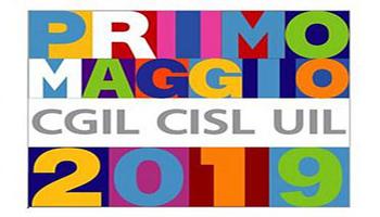 Primo Maggio 2019 ROMA, Piazza San Giovanni