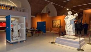 San Pietroburgo: mostra su Pompei all'Ermitage