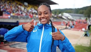 Svezia, campionati europei under 20 di atletica leggera 2019, medaglia d'oro per la  Larissa Iapichino